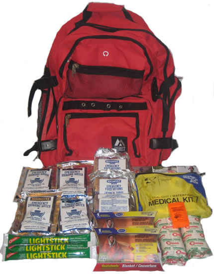 2 Person Build Your Own Survival Kit