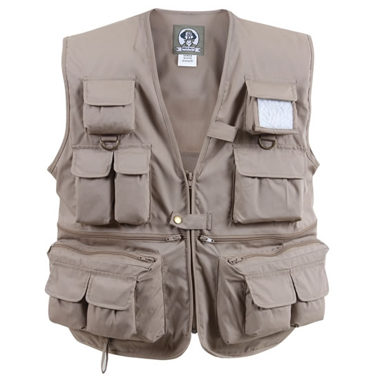 Survival Vest 17 Pockets For All Your Gear