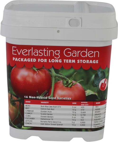 Vegetable Garden Seeds Non Hybrid Seeds for Long Term