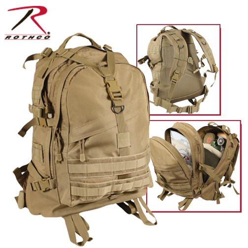 Large Survival Backpack