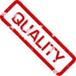 Quality - 2nd to None