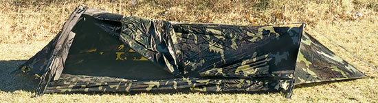 Military One Person Tent
