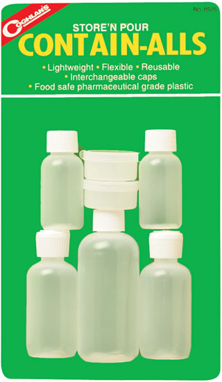 Contain Alls - Storable Plastic Containers