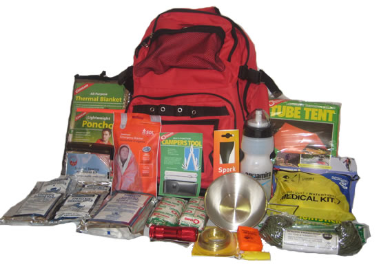 You Can Win A Grab And Go Bug Out Bag As Part Of Our First Survival Gear Giveaway