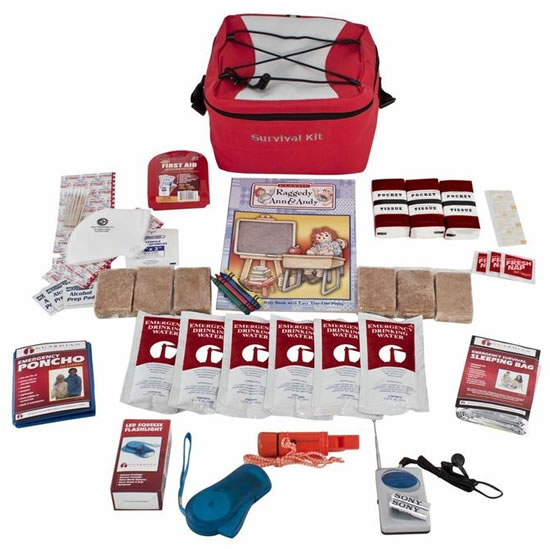 A Child Emergency Kit