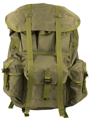 large military rucksack - Military Rucksack With Frame