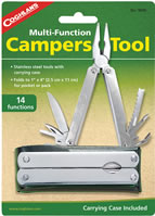 multi-function campers tool