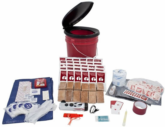 School Classroom Emergency Supplies