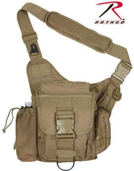 Survival Gear Shoulder Bag