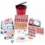 4 Person Emergency Bucket Kit