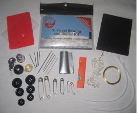 Survival Sewing Kit