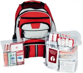 2 Person Economic Backpack Kit