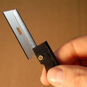 Derma Safe Survival Kit Knife