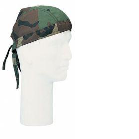 Camo Head Wrap