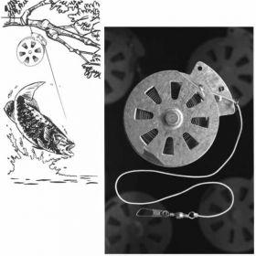 yo-yo fishing reel