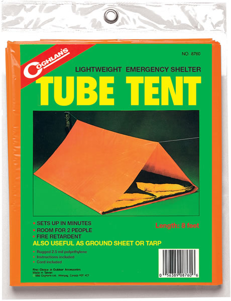Setting Up Your Tube Tent