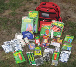 One Person Wilderness Kit